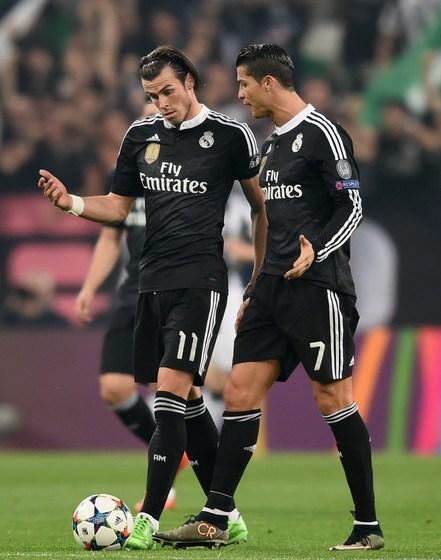 Bale vs Juventus
