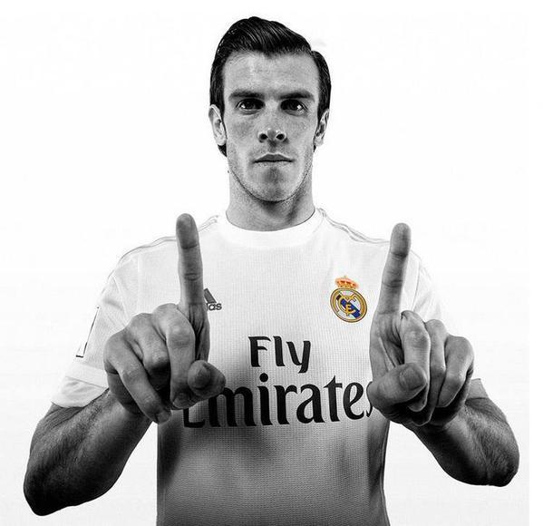 Gareth Bale 11 Real Madrid