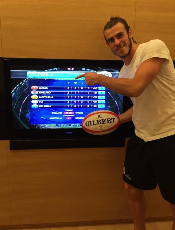Bale RWC 2015