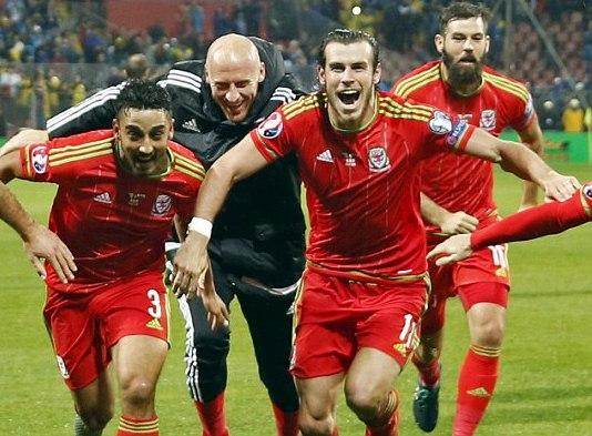 Bale Euro 2016 Qualifying