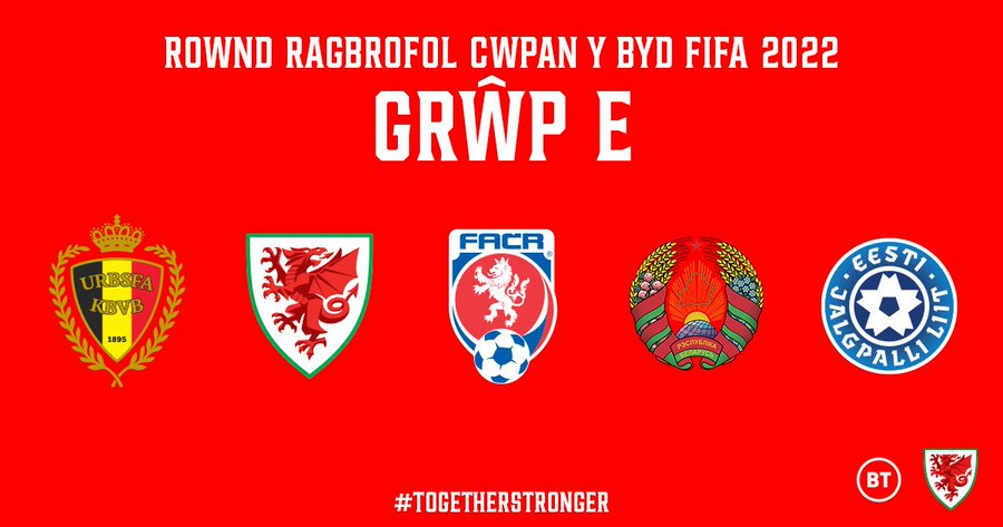 Wales Group E